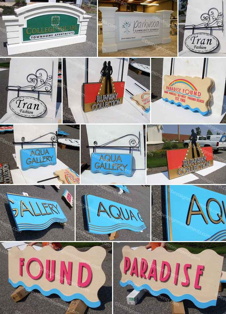 Best Sign Collage 28 - BestSignMonuments.com